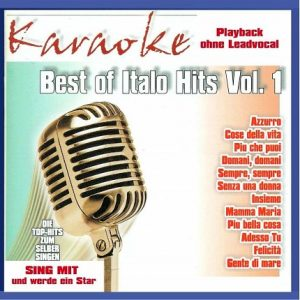 Best of Italo Hits - Karaoke-Playbacks-