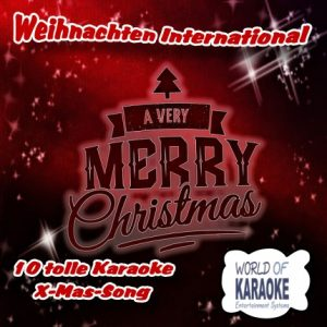 World of Karaoke - Weihnachten International - Playbacks